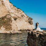 Matrimonio al Cala Moresca | Carmela + Stephen