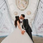 Matrimoni da favola alla Reggia di Caserta