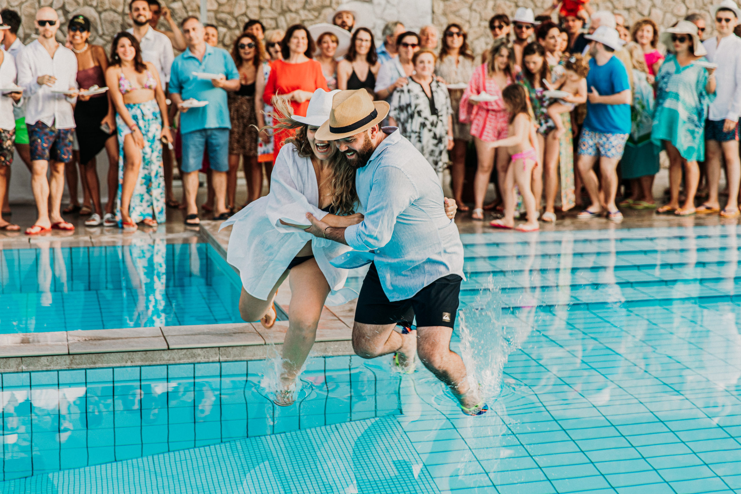 Matrimonio in Piscina alle Axidie