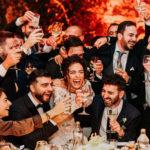 Sposarsi nel magnifico monastero di santa chiara: il matrimonio di Marco e Paola